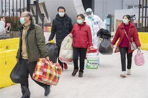Cụ bà Trung Quốc 98 tuổi nhiễm virus SARS-CoV-2 đã được xuất viện