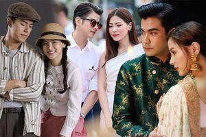 3 phim Thái trong năm 2020 của Baifern Pimchanok: Màn tái hợp với hai 'tình cũ' Mario Maurer và Nine Naphat hay tình mới Sean Jindachot?