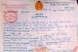 Vụ bán 20 khẩu trang 'lời' 8.000 đồng: Cần hủy bỏ việc xử lý vi phạm với thầy Thanh