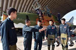 Xây dựng lực lượng không quân nhân dân Việt Nam 'tinh, gọn, mạnh', góp phần bảo vệ vững chắc bầu trời Tổ quốc