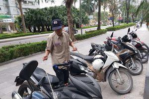 Bị trộm bẻ khóa lấy mất xe máy gần 200 triệu đồng trong tích tắc, bác bảo vệ nhịn ăn để đền bù