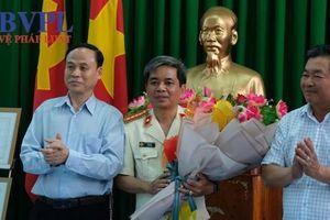 Ninh Thuận có Viện trưởng VKSND mới