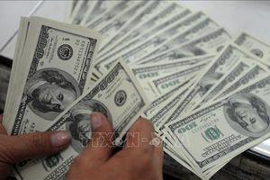 Tỷ giá trung tâm sáng 2/3 giảm 5 đồng
