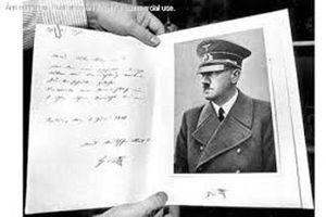 Nhật ký của Hitler - vụ lừa đảo thế kỷ: 'Phát hiện' lớn
