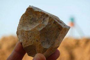 Tiết lộ bí mật về lịch sử loài người qua công cụ bằng đá với niên đại 2,4 triệu năm tuổi