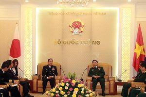 Thúc đẩy hợp tác quốc phòng giữa Việt Nam – Nhật Bản