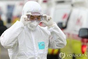 Nhân viên y tế Hàn Quốc kiệt sức vì COVID-19