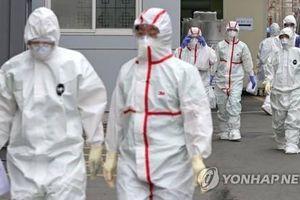 Dịch Covid-19 bùng phát nhanh tại Hàn Quốc, nhân viên y tế kiệt sức