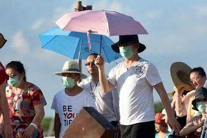 Gần 1.000 du khách Trung Quốc tại Bali xin gia hạn visa khẩn cấp