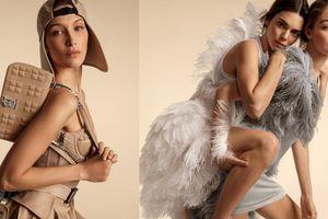 Chị em Gigi và Bella Hadid 'tái ngộ' Kendall Jenner trong chiến dịch Xuân Hè 2020 của Burberry