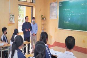5 SV có biểu hiện ho sốt, tỉnh Sơn La cho HS nghỉ thêm 2 tuần