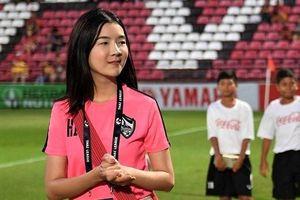 Nữ chủ tịch đội bóng Thái Lan bị CĐV đòi sa thải