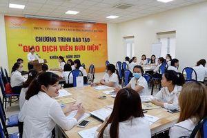 Khai giảng chương trình đào tạo 'Giao dịch viên Bưu điện' khóa 1 năm 2020