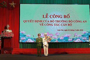 Biết gì về Đại tá Lưu Hồng Quảng - Tân giám đốc Công an Lào Cai?