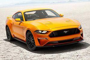 Top 10 xe coupe được ưa chuộng nhất thế giới: Ford Mustang mất 'ngai vàng'