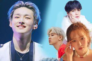 Knet bất ngờ trước mối quan hệ thân thiết của thành viên SF9 với Chanyeol (EXO), Suga (BTS), Wendy (Red Velvet)