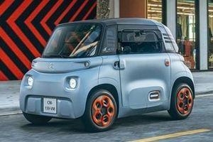 Độc đáo mẫu xe ô tô điện giá 155 triệu đồng, không cần bằng lái