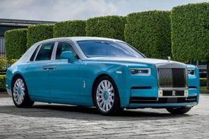 Doanh số Rolls Royce Trung Quốc 'chạm đáy' vì Covid-19
