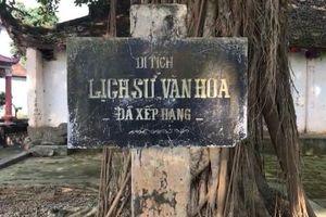 Ngôi đình cổ hơn 400 năm tuổi ở Hà Nội xuống cấp trầm trọng