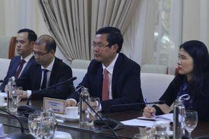 Doanh nghiệp Hoa Kỳ tìm cơ hội hợp tác đầu tư lĩnh vực GD&ĐT