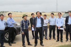 Chủ tịch UBND tỉnh Quảng Bình yêu cầu xử lý các dự án không đúng tiến độ