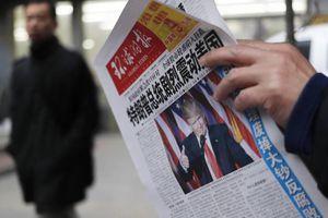Mỹ-Trung và cuộc chiến truyền thông