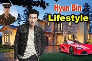 38 tuổi, tài tử Hyun Bin giàu kếch xù nhưng vẫn cô đơn