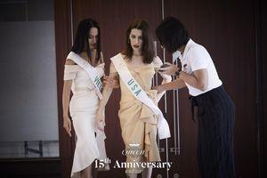 Hoài Sa cho đối thủ mượn giày, mượn váy và mượn luôn cả ê-kíp ở Miss Internatinal Queen, Hoa hậu thân thiện đã có chủ!