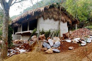 Vĩnh Lộc (Thanh Hóa): Xây dựng công trình xâm hại danh thắng quốc gia