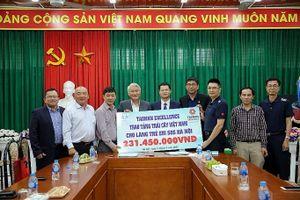 Taiwan Excellence tặng quà cho Làng trẻ em SOS Hà Nội