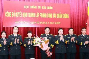 Bổ nhiệm nhân sự mới Hải quân, Quân đội, Biên phòng
