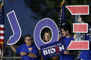 Bản đồ bầu cử 'Siêu thứ Ba' ở Mỹ: Cuộc đua sít sao của Biden-Sanders