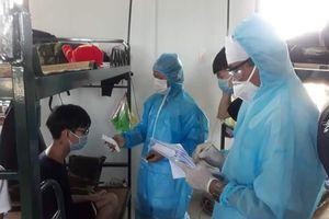 Khánh Hòa: Cách ly, theo dõi 174 công dân về từ vùng dịch Covid-19