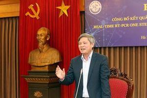 Công bố bộ kit phát hiện SARS-CoV-2 do Việt Nam sản xuất