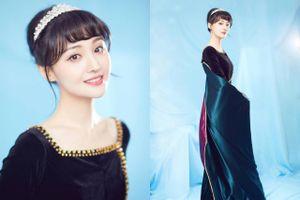 Trịnh Sảng không còn bị chê khi để tóc mái, mặc váy công chúa