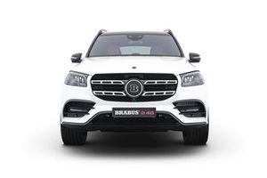 Mercedes-Benz GLS 2020 sang hơn hẳn nhờ hãng độ Brabus