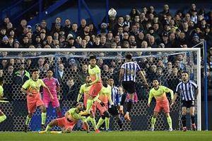 Man City giành vé vào tứ kết Cúp FA
