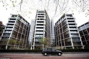 Căn hộ 205 triệu USD đắt nhất London