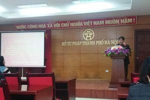 Đảng bộ cơ quan Sở Tư pháp Hà Nội: Học tập Chủ tịch Hồ Chí Minh về tư tưởng đại đoàn kết toàn dân