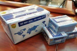 Việt Nam sẵn sàng sản xuất 30.000 bộ thử nhanh nCoV mỗi ngày