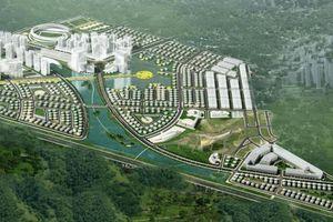 Bắc Ninh trình Thủ tướng phê duyệt 'siêu' đô thị rộng 1.687ha