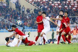 Tuyển bóng đá Việt Nam, có quá lo cho hàng thủ?