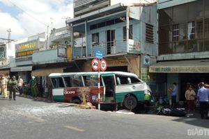 Xe buýt gây tai nạn ở Bạc Liêu: Thêm 1 nạn nhân tử vong