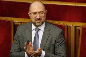 Quốc hội Ukraine phê chuẩn ông Denys Shmygal làm Thủ tướng mới