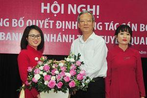 Bổ nhiệm Giám đốc, Phó Agribank Tuyên Quang
