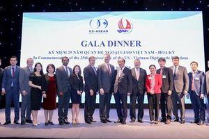 Amway Việt Nam tham dự lễ kỷ niệm 25 năm bình thường hóa quan hệ ngoại giao Việt Nam - Hoa Kỳ
