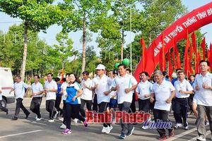 Bình Phước tạm dừng tổ chức giải việt dã truyền thống năm 2020