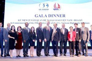 Kỷ niệm 25 năm bình thường hóa quan hệ ngoại giao Việt-Hoa Kỳ