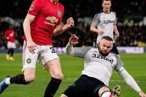 Quật ngã đội bóng của Rooney, Man United vào tứ kết FA Cup