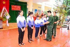 Tổng kết công tác dân vận các đơn vị quân đội đóng quân trên địa bàn tỉnh Gia Lai